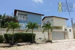 Casa duplex em condomínio com 3 suítes e piscina por r$ 480.000 - cocó - fortaleza/ce