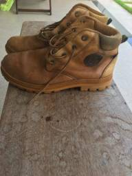 Bota de couro MacBoot original