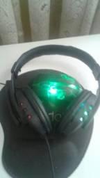Headset set e mouse