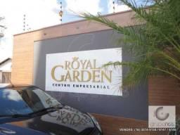 Comercial, Cond. Edifício Royal Garden cod: 3014