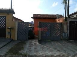 Casa à venda com 2 dormitórios em Balneario plataforma 1, Mongaguá cod:1004