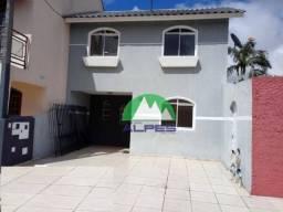 Sobrado com 3 dormitórios para alugar, 100 m² por R$ 1.500,00/mês - Boqueirão - Curitiba/P