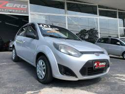 Ford Fiesta Hatch 2014 Completo 1.0 8V Flex Revisado