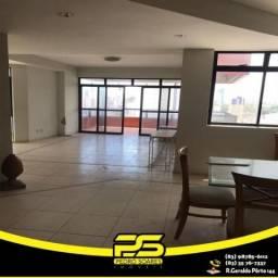 Cobertura com 5 dormitórios para alugar, 480 m² por R$ 5.500/mês - Bessa - João Pessoa/PB