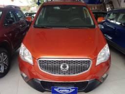 KORANDO 2011/2012 2.0 GLS 4X4 16V TURBO DIESEL 4P AUTOMÁTICO