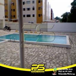 Apartamento com 3 dormitórios à venda, 80 m² por R$ 1.100 - Jardim Cidade Universitária -