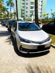 Corolla Altis 2.0 Automático - Prata - 2018