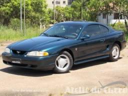 Mustang 1995 - V6 - 54.000 km - Raro Estado! Leia! Ateliê do Carro