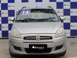 Fiat Idea 1.4 mpi attractive 8v flex 4p manual - 2014