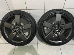 Rodas aro 17, pneus novos, rodas novas, sem detalhes!