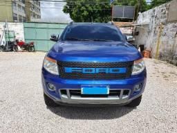 Ranger limited 4x4 automática diesel 2014 - 2014