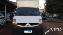 Renault Master 2.5 cdi com baú - 2013