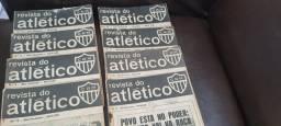 REVISTAS ANTIGAS DO ATLÉTICO PARA COLECIONADORES