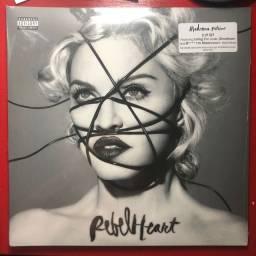 Madonna Vinil lp Rebel Heart lacrado - ÚLTIMA CÓPIA