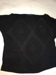 Camiseta de meia ,siberian