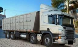 Caminhão  Scania Bitruck agrícolas 8x2 p310