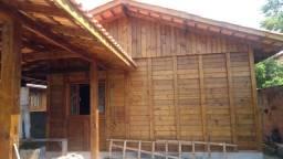 Casas de madeira São José