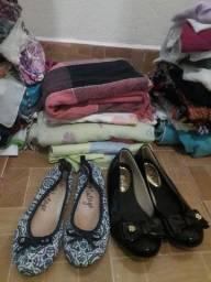Roupas para bazar feminina