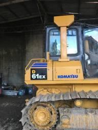 D61 EX 2012 trator de esteira