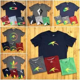 Camisetas fil 30.1 promoção até 04/12/2020