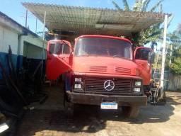 Caminhão pipa ano 76
