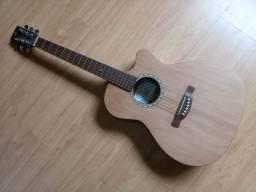 Violão Modelo OM Cutaway - Luthier