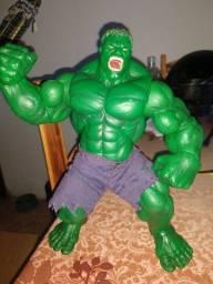 Boneco Hulk todo articulado original