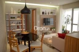 Apartamento com 3 dormitórios à venda, 65 m² por R$ 310.000,00 - Parque Amazônia - Goiânia