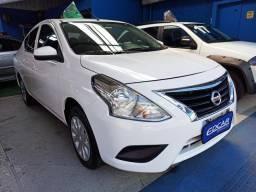 Nissan Versa VERSA 1.6 16V S (FLEX) FLEX MANUAL