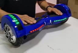 Hoverboard Skate Elétrico Smart Balance Wheel com Bluetooth 8 polegadas