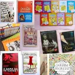 VENDO 27 Livros de 10$ a 35$
