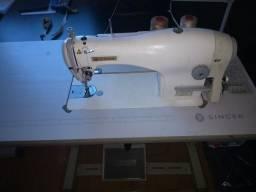 Vendo máquina de costura industrial, Reta Singer