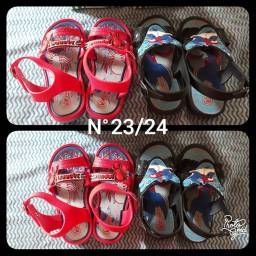 Sapato infantil ( MENINO )