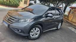 Honda cr-v exl automatica 2014 entrada rs- 10900