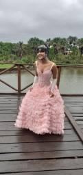 Vestido debutante, 15 anos
