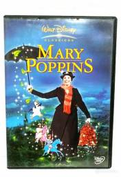 DVD MARY POPPINS -( CLÁSSICO DA DISNEY DE 1965)