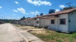 Vendo casa 136 residencial village das flores, no centro de santa barabara