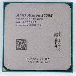 Processado AMD ATHLON 200GE
