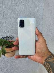 Galaxy A31 128GB . Branco novo sem uso.