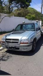 Guincho Chevrolet S10 2008 completa flex