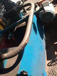 Unidade hidráulica 250 bar de pressão