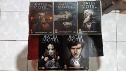 BATES MOTEL- SERIE COMPLETA- 5 TEMPORADAS - 15 DVDs