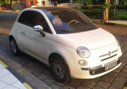 Fiat 500 lounge Air automático