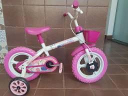 Bicicleta infantil pouco usada