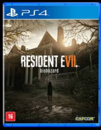 Resident evil 7 PS4 Zerado