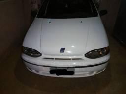 Palio branco 1996 e 1997