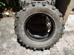 4 pneus de trilha (mamute) 225 70 r16