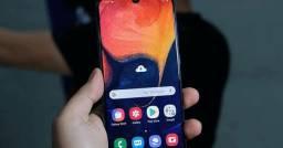 T/ Samsung a50 127gbcon 7 meses de uso por iphone
