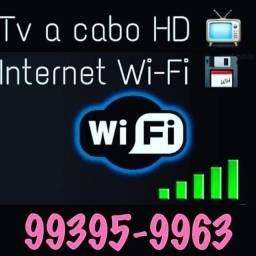 TV HD com degustação de CANAIS superior