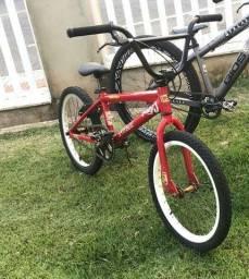 Bicicleta FreeAgent bmx aro 20